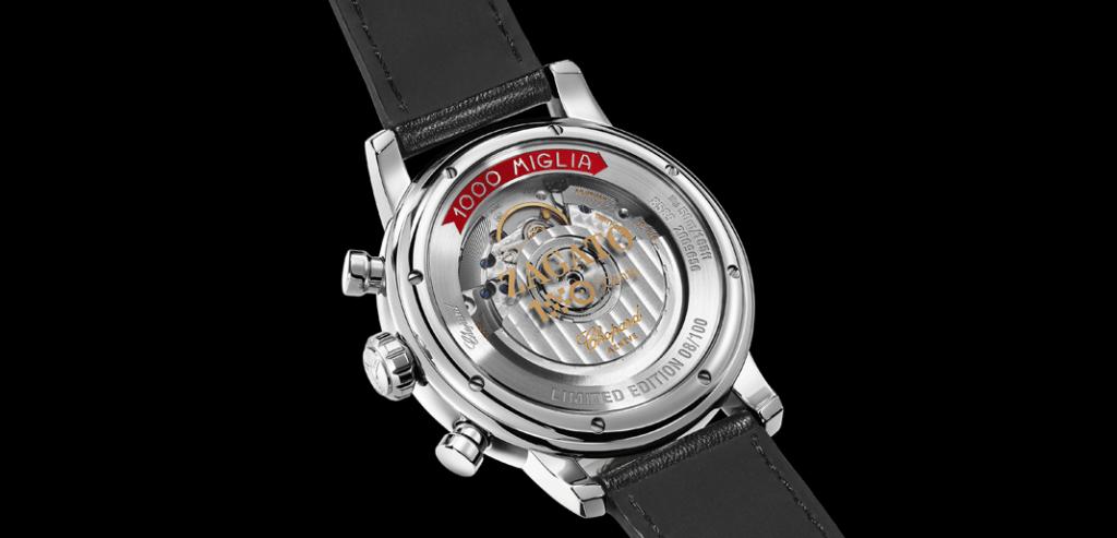 Chopard Mille Miglia Classic Chronograph Zagato 100th Anniversary | © Chopard